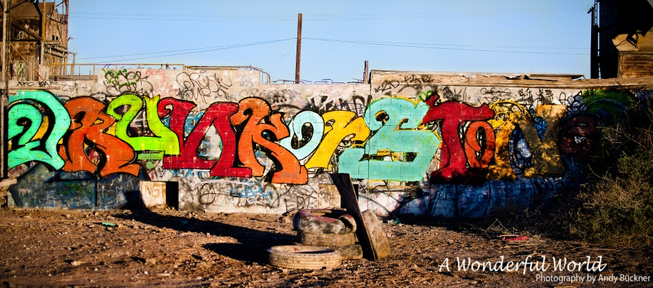 Graffiti Rainbow