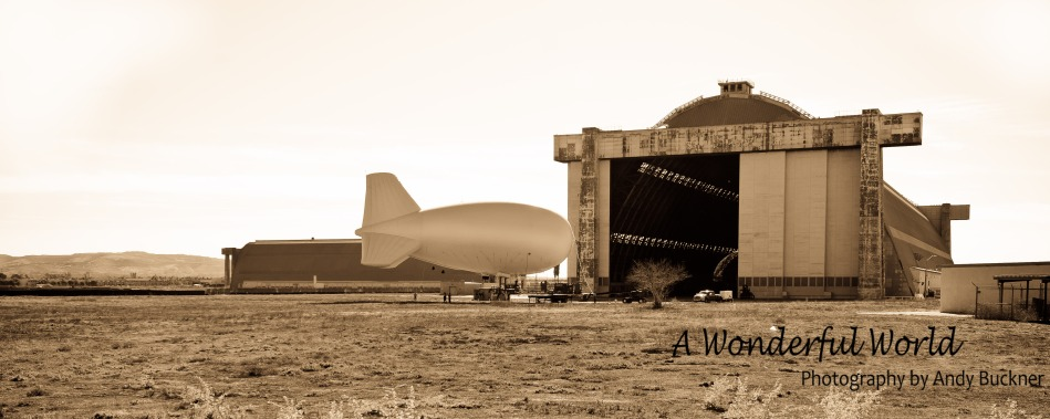 Hangar & Blimp
