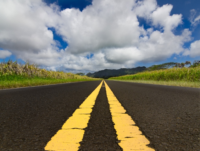 The Road - Kauai